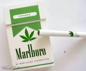 marijuana marlboro
