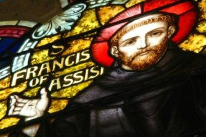 """""""It is by self-forgetting that one finds..."""" --St. Francis of Assissi"""