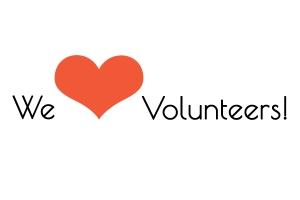I-heart-volunteers
