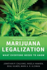Kleiman's recent book on marijuana legalization. There's something in it to make everyone mad.